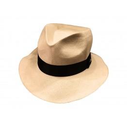 Clássico - Chapéu Panamá Super Fino - Branco