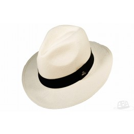 55ceb719d5dd2 Classico - Chapéu Panamá Tradicional - Branco Palha