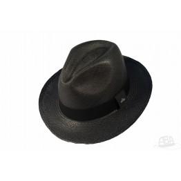 dad7e76f3d6c2 Clássico - Chapéu Panamá Colorido - Preto