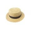 Canotier - Chapéu de Palha com Laço