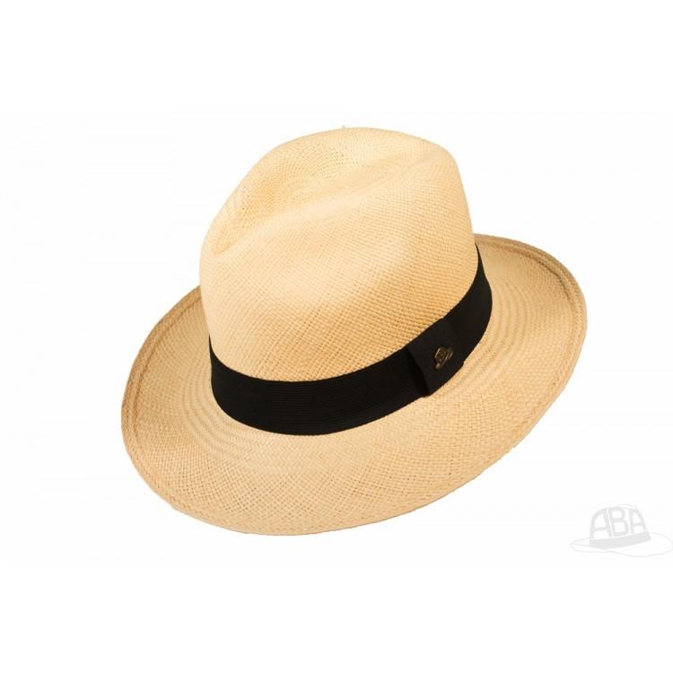 7458220930a35 Classico - Chapéu Panamá Tradicional - Tabaco
