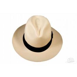 Classico - Chapéu Panamá Tradicional - Natural