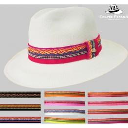 8e4105257217b Coleção Inca - Chapéu Panamá Branco