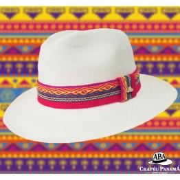 f74131139915e Coleção Inca - Chapéu Panamá Branco