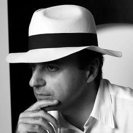Clássico - Chapéu Panamá Super Fino Continental - Natural